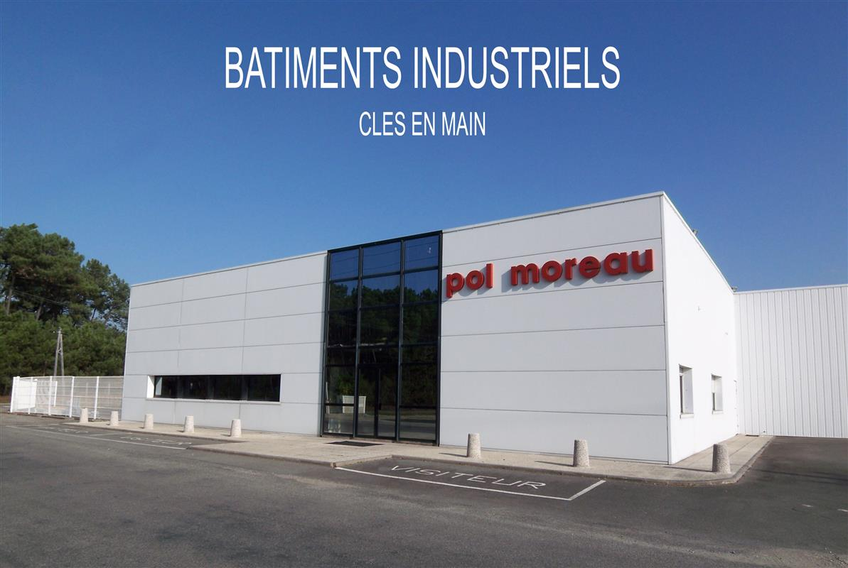 M thodes constructives constructeur batiment industriel morbihan pol more - Cout construction batiment industriel ...